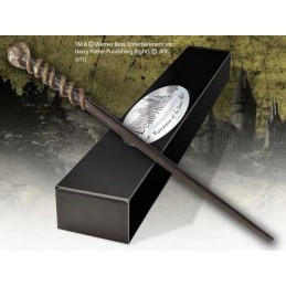 NOBLE COLLECTIONS HARRY POTTER WAND DEAN THOMAS REPLICA BACCHETTA