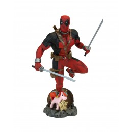 PCS PREMIUM COLLECTIBLES STUDIOS MARVEL CONTEST OF CHAMPIONS DEADPOOL 1/10 STATUE FIGURE