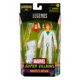 HASBRO MARVEL LEGENDS SUPER VILLAINS SERIES ARCADE ACTION FIGURE