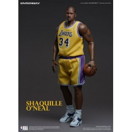 ENTERBAY NBA COLLECTION REAL MASTERPIECE SHAQUILLE O'NEAL 37CM ACTION FIGURE