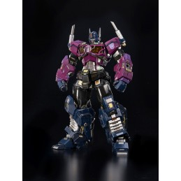 TRANSFORMERS SHATTERED GLASS KURO KARA KURI OPTIMUS PRIME ACTION FIGURE FLAME TOYS