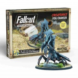 MODIPHIUS ENTERTAINMENT FALLOUT WASTELAND WARFARE - FOG CRAWLER MINIATURE