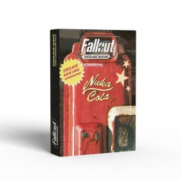 MODIPHIUS ENTERTAINMENT FALLOUT WASTELAND WARFARE ENCLAVE WAVE CARD EXPANSION PACK