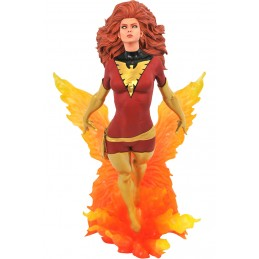 MARVEL GALLERY VERSUS DARK PHOENIX STATUA FIGURE DIAMOND SELECT