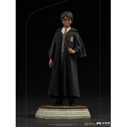 IRON STUDIOS HARRY POTTER ART SCALE HARRY POTTER 1/10 STATUE FIGURE