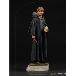 IRON STUDIOS HARRY POTTER ART SCALE RON WEASLEY 1/10 STATUE FIGURE