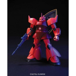 HIGH GRADE HGUC CHAR'S GELGOOG  1/144 MODEL KIT ACTION FIGURE