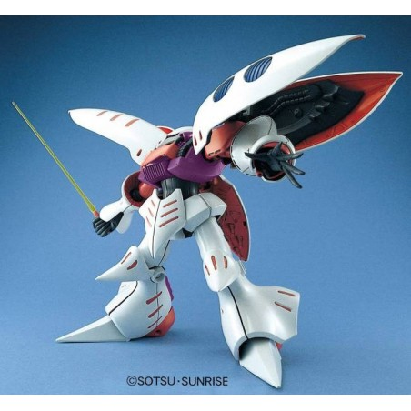 MASTER GRADE MG GUNDAM AMX-004 QUBELLEY 1/100 MODEL KIT