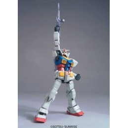 MASTER GRADE MG GUNDAM RX-78-2 ONE YEAR WAR 0079 1/100 MODEL KIT
