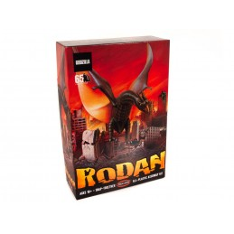 POLAR LIGHTS GODZILLA RODAN 1/800 MODEL KIT FIGURE