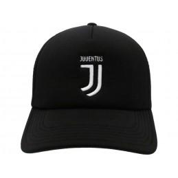 CAPPELLO BASEBALL CAP F.C. JUVENTUS UFFICIALE RETE NERO