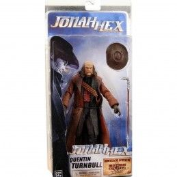 JONAH HEX QUENTIN TURNBULL ACTION FIGURE NECA