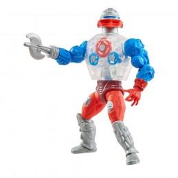 MASTERS OF THE UNIVERSE ORIGINS ROBOTO ACTION FIGURE MATTEL