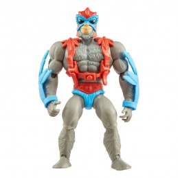 MASTERS OF THE UNIVERSE ORIGINS STRATOS ACTION FIGURE MATTEL