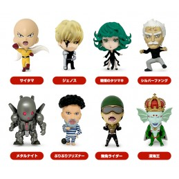 ONE-PUNCH MAN VOL.2 8-PACK COLLECTION MINI FIGURE GOOD SMILE COMPANY