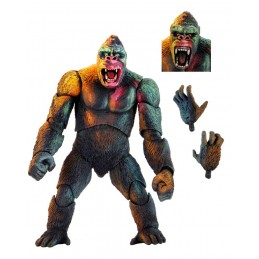 KING KONG ULTIMATE KONG ILLUSTRATED ACTION FIGURE NECA