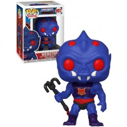 FUNKO POP! MASTERS OF THE UNIVERSE - WEBSTOR FIGURE FUNKO