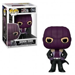 FUNKO POP! THE FALCON AND THE WINTER SOLDIER BARON ZEMO BOBBLE HEAD FIGURE FUNKO
