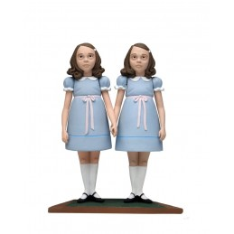 THE SHINING TOONY TERRORS GRADY TWINS ACTION FIGURE NECA