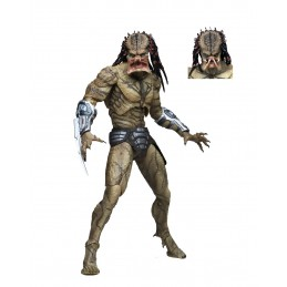 PREDATOR UNARMORED ASSASSIN PREDATOR DELUXE ACTION FIGURE NECA