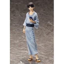 FREEING REBUILD OF EVANGELION SHINJI IKARI YUKATA VER. STATUE FIGURE