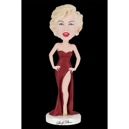 ROYAL BOBBLES MARILYN MONROE HEADKNOCKER BOBBLE HEAD ACTION FIGURE