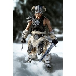 PURE ARTS THE ELDER SCROLLS V SKYRIM DRAGONBORN STANDARD ED. 32CM ACTION FIGURE