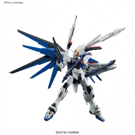 MASTER GRADE MG GUNDAM FREEDOM VER 2.0 1/100 MODEL KIT