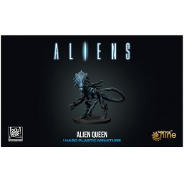 ALIENS ANOTHER GLORIOUS DAY IN THE CORPS - ALIEN QUEEN MINIATURE GF9-BATTLEFRONT