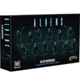 ALIENS ANOTHER GLORIOUS DAY IN THE CORPS - ALIEN WARRIORS MINIATURE GF9-BATTLEFRONT