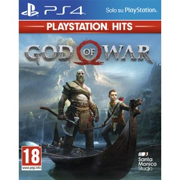 GOD OF WAR PS4 PLAYSTATION 4 NUOVO ITALIANO