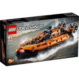 LEGO TECHNIC HOVERCRAFT DI SALVATAGGIO 42109