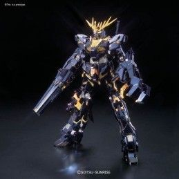 BANDAI MASTER GRADE MG GUNDAM RX-0 BANSHEE TITANIUM FINISH 1/100 MODEL KIT