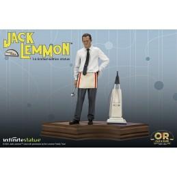 JACK LEMMON OLD AND RARE 1/6 RESIN STATUA FIGURE INFINITE STATUE