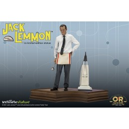 INFINITE STATUE JACK LEMMON OLD AND RARE 1/6 RESIN STATUE FIGURE