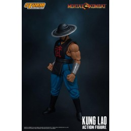 STORM COLLECTIBLES MORTAL KOMBAT KUNG LAO 1/12 ACTION FIGURE