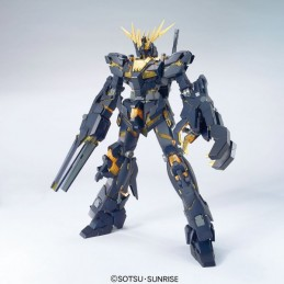 MASTER GRADE MG GUNDAM UNICORN 2 RX-0 BANSHEE 1/100 MODEL KIT