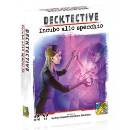 DV GIOCHI DECKTECTIVE INCUBO ALLO SPECCHIO - GIOCO DA TAVOLO ITALIANO