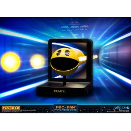 PAC-MAN PVC PAINTED STATUA 18CM FIGURE FIRST4FIGURES