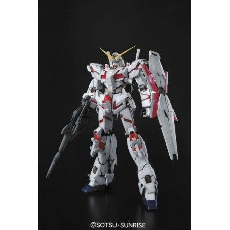 MASTER GRADE MG GUNDAM UNICORN RX-0 1/100 MODEL KIT