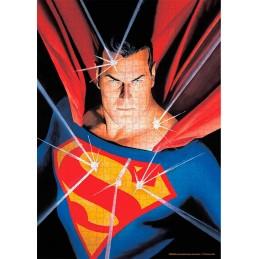 DC COMICS ALEX ROSS SUPERMAN 1000 PIECES PEZZI JIGSAW PUZZLE 48x60cm SD TOYS