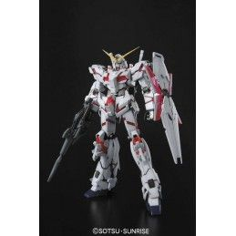 MASTER GRADE MG GUNDAM UNICORN RX-0 + MS CAGE 1/100 MODEL KIT