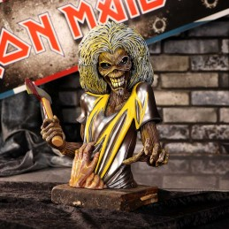 IRON MAIDEN KILLERS EDDIE BUST BOX FIGURE NEMESIS NOW