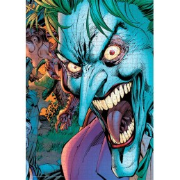 DC COMICS THE JOKER 1000 PIECES PEZZI JIGSAW PUZZLE 48x60cm SD TOYS