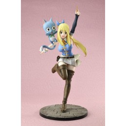 FAIRY TAIL FINAL SEASON LUCY HEARTFILIA 23CM STATUA FIGURE BELLFINE