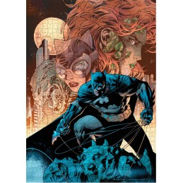 DC COMICS BATMAN ON GARGOYLES 1000 PIECES PEZZI JIGSAW PUZZLE 48x60cm SD TOYS