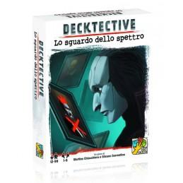 DV GIOCHI DECKTECTIVE LO SGUARDO DELLO SPETTRO - GIOCO DA TAVOLO ITALIANO
