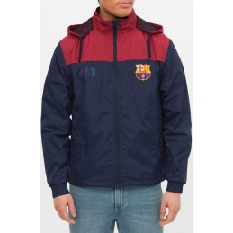 GIACCHETTO WATERPROOF JACKET UFFICIALE FC BARCELONA BARCELLONA