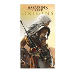 ASSASSIN'S CREED ORIGINS BEACH BATH TOWEL TELO DA MARE 140X70CM