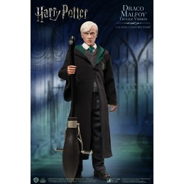 HARRY POTTER DRACO MALFOY TEENAGE VERSION SCHOOL UNIFORM 30CM COLLECTIBLE ACTION FIGURE STAR ACE